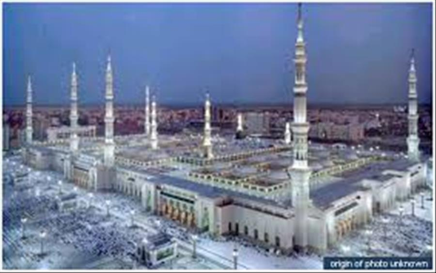 Aitikaf in Madinah
